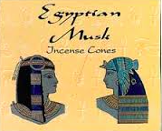 Egyptian Musk Kamini Cone Incense