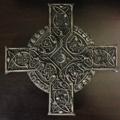 Elemental Celtic Seasons Plaque-Stone Finish