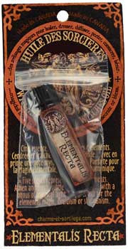 Elementalis Recta Witch's Oil - For Elemental Magick/Shamanism
