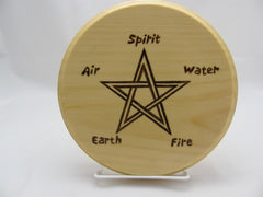 Five Elements Altar Tile Paten