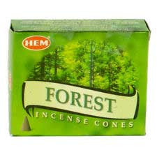 Forest HEM Cone Incense