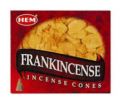Frankincense HEM Incense Cones