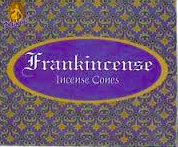 Frankincense Kamini Cone Incense