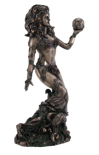 Gaia Statue Earth Mother Goddess Eartisans Wiccan