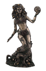 Gaia Statue-Earth Mother Goddess