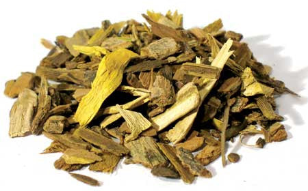 Barberry Root Bark Cut (Berberis Vulgaris)