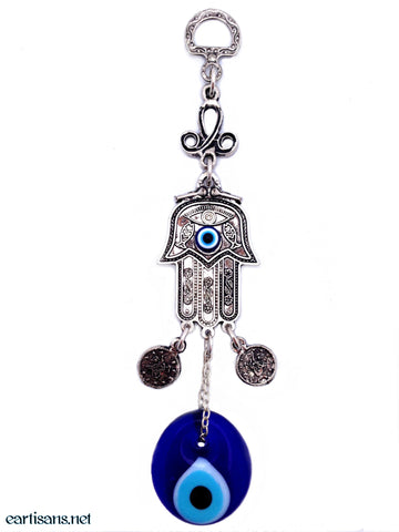 Eye Of Fatima Evil Eye Talisman