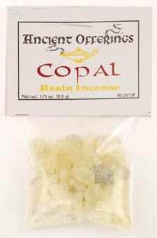 Copal Granular incense 1/3oz
