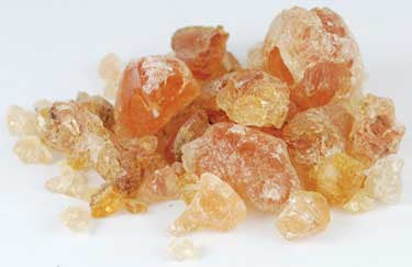 Arabic Gum Granular Resin Incense