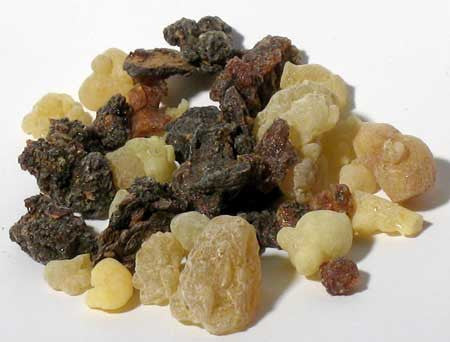 Frankincense & Myrrh Granular Resin Incense Mix