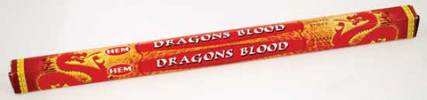 Dragon`s Blood HEM stick incense 8gms