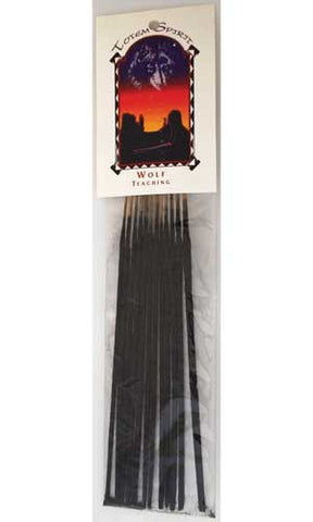 Wolf Totem Spirit Stick Incense