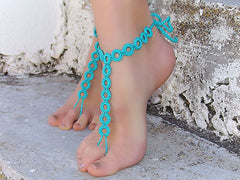 Infinity Circle-Barefoot Sandals