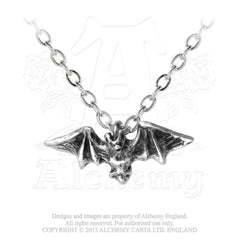 Kiss of the Night Necklace
