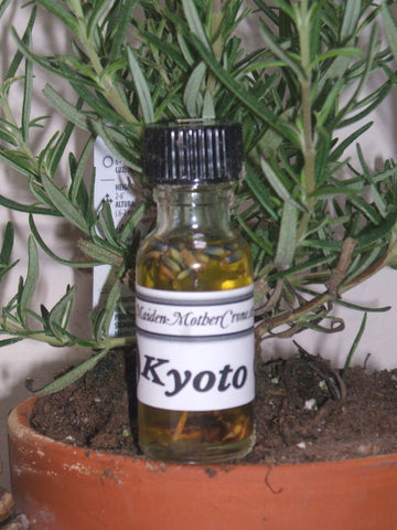 Kyoto Oil to Attract Good Fortune, Opportunities, Reverse Bad Luck/Hexes
