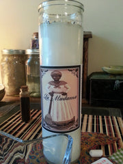 La Madama 7 Day Candle, Novena, Devotion, Prayer Candle