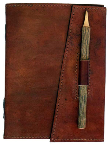 Leather Book of Shadows