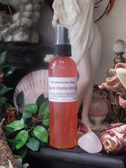 Love Attraction Spray Mist to Attract Love Romance Passion 4 oz