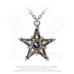 Medieval Pentangle Necklace
