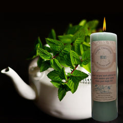 Mint Candle
