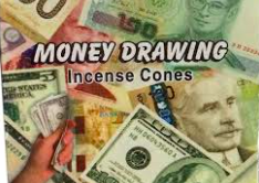 Money Drawing Kamini Cone Incense