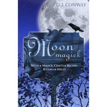 Moon Magick by DJ Conway