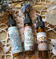 New Orleans Underworld Trio - Ancestral Oil Set
