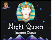 Night Queen Kamini Cone Incense