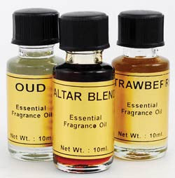 Patchouli Amber Blend Essential Oil 10ml