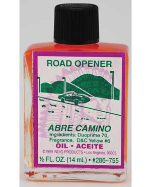 Road Opener oil 4 dram