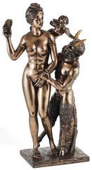 Pan and Aphrodite Statue