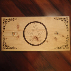 Portable Pentagram Altar Table
