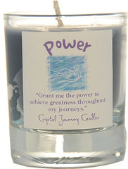 Power Soy Votive Candle