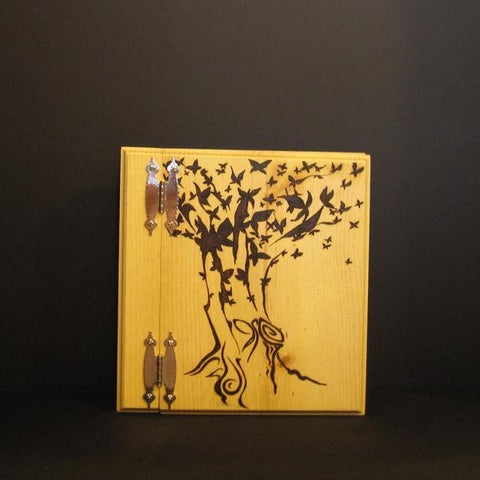 Butterfly Tree Book of Shadows