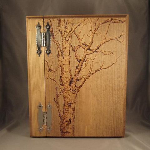 Birch-Tree Book of Shadows