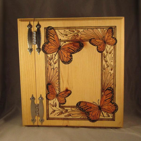 Butterfly Frame Book of Shadows