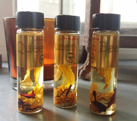 Queen Bee Oil