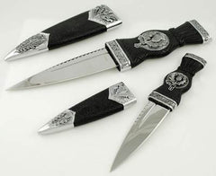 Two Piece Scottish Athame Sgian Set