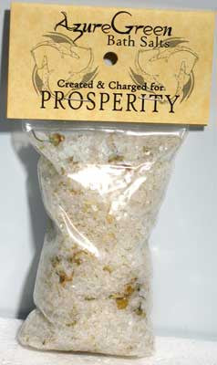 Prosperity Bath Salts 6oz