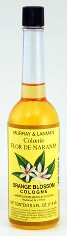 Murray & Lanman Orange Blossom Cologne 4oz