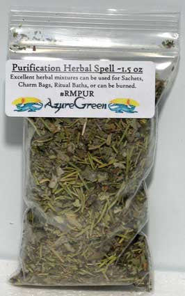 1lb Purification spell mix
