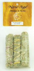 Blue Sage smudge stick 3-Pack