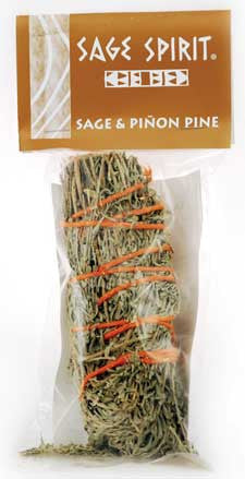 Sage & Pinion Pine Smudge Stick 5 inch