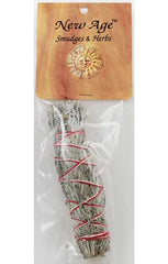 Small Blue Sage Smudge Stick 5""