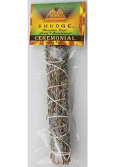 "Ceremonial smudge stick 5""- 6"""