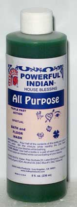 All Purpose wash 8oz