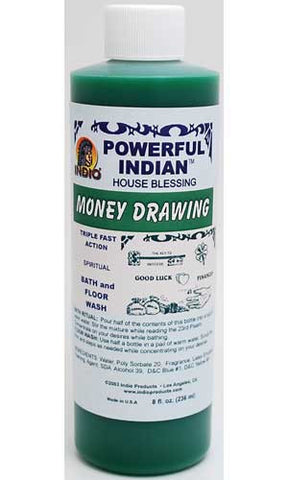 Money Drawing wash 8oz