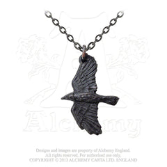 Ravenine Necklace