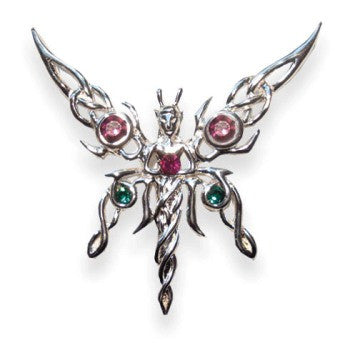 Kalea Solana Fairy Beauty Necklace by Anne Stokes - For Happy Destiny