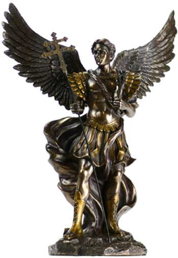archangel gabriel statue 11 3 4 eartisans wiccan pagan products